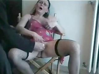Granny Orgasm R20