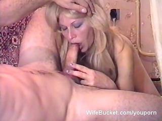 Russian wife homemade sex tape