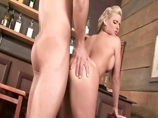 Phoenix Marie is a hottie MILF with big boobs who
