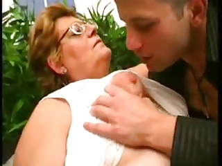 Grannies loves young cocks II
