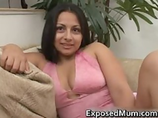 Latina mom tit fucks and pounded hard part6