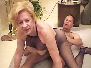 Hot Granny Diane Richards Banging Fan