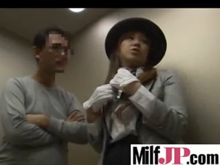 Japanese Milfs Gets Banged Really Hard movie-18