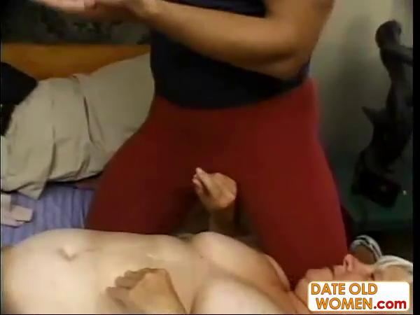 Fat Mature Fucks The Massage Boy by dow50