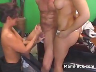 Hot big butts mom and daughter fuck old kink