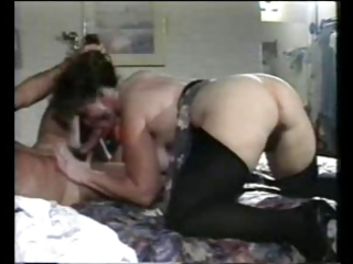 SEXY MOM n114 hairy anal mature milf with a young
