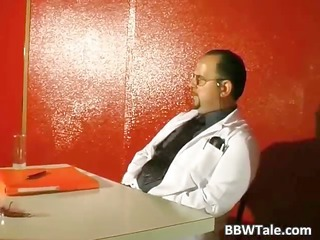 BBW mature slut in BDSM game of sex
