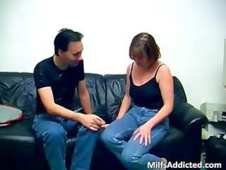 Amateur German mature couple having sex part6