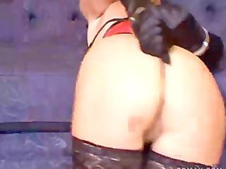 Milf struggles in Bondage for you