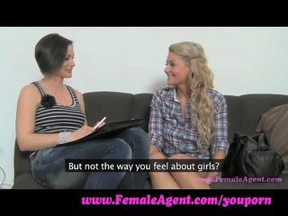 FemaleAgent. Agent of desire