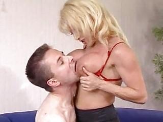 Hot mature blonde cougar donna denrico