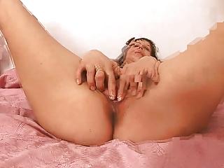 Milf Solo Masturbation
