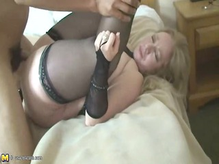 White Mature and BBC