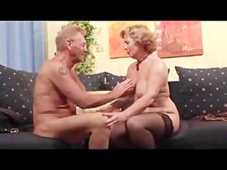 Mature couples love