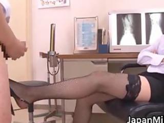 Akiho Yoshizawa doctor loves getting part2