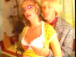 Classic vintage clip of a true blue 100% American