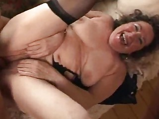 Over 50  squirting granny