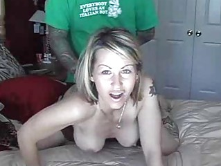 Pierced MILF Slut Begs For A Hardcore Anal Banging