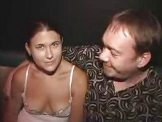 Cheating Slut Wife Pleases Porn Theater Strangers