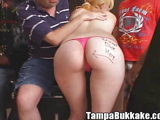 Anal Licking Ass to Mouth Wife Bukkake