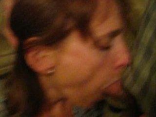 Big Butt Granny Deepthroat Gagging