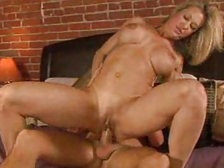 Mature Brandi Love Fucks A Young Stud