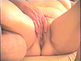 Masseur Finger Fucks Wife