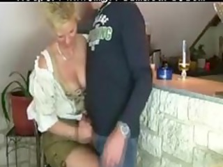 Granny Woman Gets Fucked By Some Stranger mature