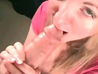 Wifey Breasty Whore Strapon Pleaser