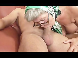 Hey My Grandma Is A Whore 19 - scene 2
