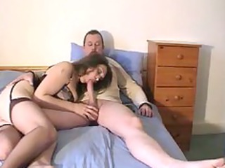 Cum in Mouth Chubby Wife