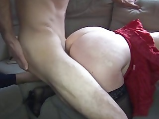 Hairy mom being fucked