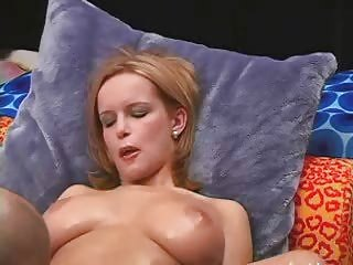 Huge Chested Milf shows off for camera 4