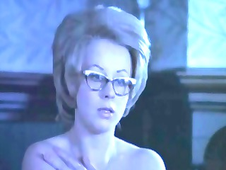 Vintage Swedish porn with MILF blowing and