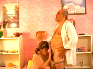Granddad Banging Breasty Gal By TROC