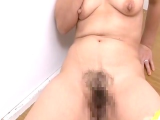 Aged Japanese mother Craves sons ally Dick