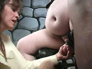 Free bizarre mature old sex video