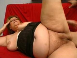 Horny Grandma Wants Action