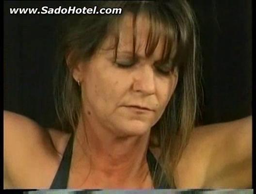 Bdsm session with hot mature slave part 2
