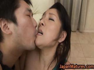 Ayane Asakura Kinky Japanese MILF part3