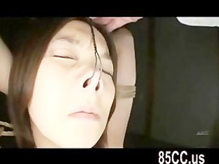 big tits milf BDSM abuse 02