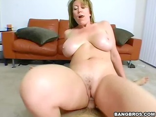 Blonde MILF in POV