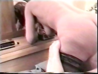 Nasty old man gets to fuck two horny mature