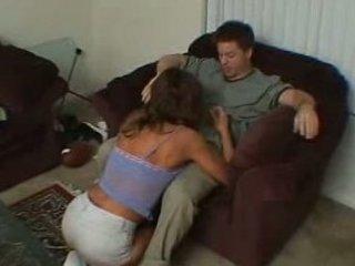 MILF seduces a boy