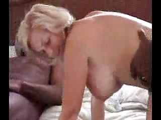 Mature Blondes Having A Party