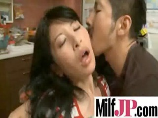 Cute Japanese Milf Girl Get Fucked Hard clip-36